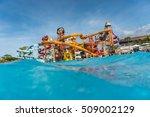 pattaya  thailand   nov 02 ... | Shutterstock . vector #509002129