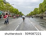 paris  france   september 25 ... | Shutterstock . vector #509087221