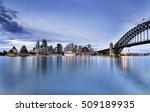Sydney City Cbd Landmarks...