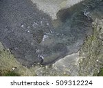Aerial View Of A Bend In A...