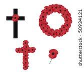 Remembrance Sunday Set Of 4...