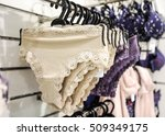 shop woman underwear clothes   Shutterstock . vector #509349175