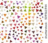 awesome seamless pattern with...   Shutterstock .eps vector #509561944