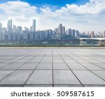 cityscape and skyline of...   Shutterstock . vector #509587615