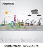 environment  ecology... | Shutterstock .eps vector #509615875