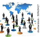 business concept | Shutterstock .eps vector #50965417