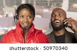 business communications with...   Shutterstock . vector #50970340