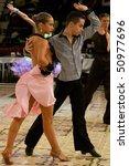 bucharest   march 14  dance... | Shutterstock . vector #50977696