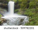 minnehaha falls | Shutterstock . vector #509782201