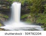 minnehaha falls | Shutterstock . vector #509782204
