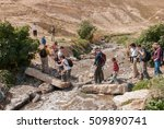 Kidron Valley  Israel   March ...