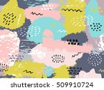 abstract creative background... | Shutterstock .eps vector #509910724