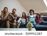 time for friends | Shutterstock . vector #509951287