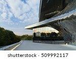 paris  france   november 2 ... | Shutterstock . vector #509992117