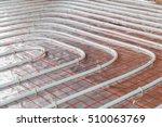 underfloor heating installation....