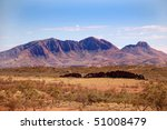Flinders Ranges Mountains In...
