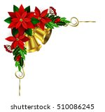 christmas elements for your... | Shutterstock .eps vector #510086245