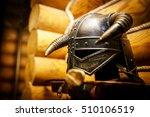 Viking Warrior Helmet  Medieva...