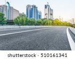 inner city highway in china. | Shutterstock . vector #510161341
