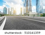 inner city highway in china. | Shutterstock . vector #510161359