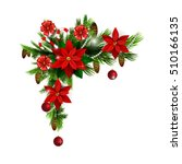 christmas elements for your... | Shutterstock .eps vector #510166135