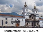 San Francisco Church In Quito ...