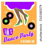 Sample Poster For Dance Party ...