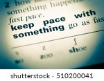 close up of old english... | Shutterstock . vector #510200041