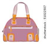 bag | Shutterstock . vector #51022507
