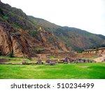 machu picchu  peru   dezember... | Shutterstock . vector #510234499