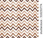 geometric seamless zigzag... | Shutterstock .eps vector #510253774