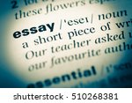 close up of old english... | Shutterstock . vector #510268381