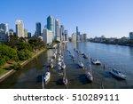 Brisbane City Aerial