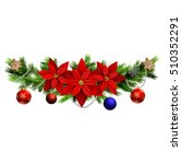 christmas elements for your... | Shutterstock .eps vector #510352291