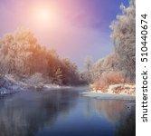 Fascinating Winter Landscape....