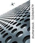 modern architecture building... | Shutterstock . vector #510464479