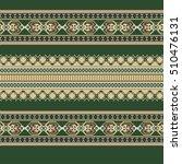ethnic ornamental background in ...   Shutterstock .eps vector #510476131