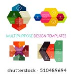 paper infographic template. for ...   Shutterstock .eps vector #510489694