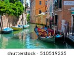 venice   may 22  2016   an... | Shutterstock . vector #510519235