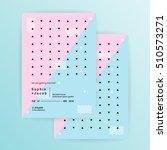 wedding invitation card or... | Shutterstock .eps vector #510573271