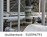 air cooled water chillers... | Shutterstock . vector #510596791