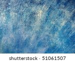 oil on canvas  abstract... | Shutterstock . vector #51061507