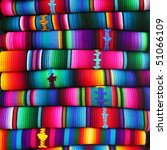 Colorful Blankets From Guatemala