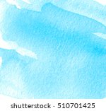 aquarelle abstract hand drawn... | Shutterstock .eps vector #510701425