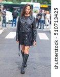 milan  italy   september 23 ... | Shutterstock . vector #510713425