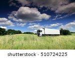 truck transportation | Shutterstock . vector #510724225