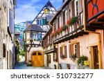 kaysersberg   one of the most... | Shutterstock . vector #510732277