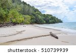 pasir tengkorak beach. langkawi ... | Shutterstock . vector #510739939