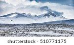 Winter Mountains Landscape ...