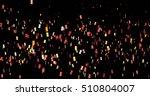 elegant festive colorful... | Shutterstock .eps vector #510804007